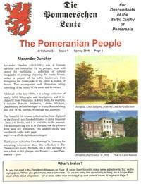Die Pommerschen Leute