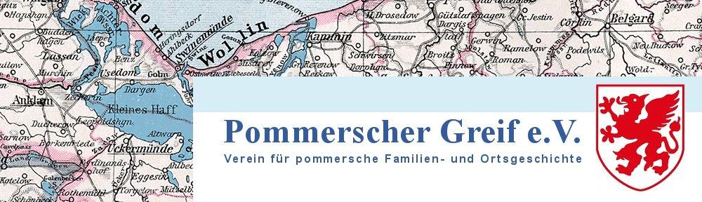 Blog Pommerscher Greif e.V.