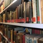 Die Abteilung Rare Bücher - nicht entleihbar