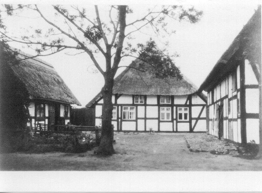 Bauernhaus im Rügenwalder Amt