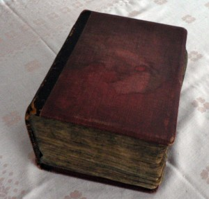 Das Kirchenbuch Labes