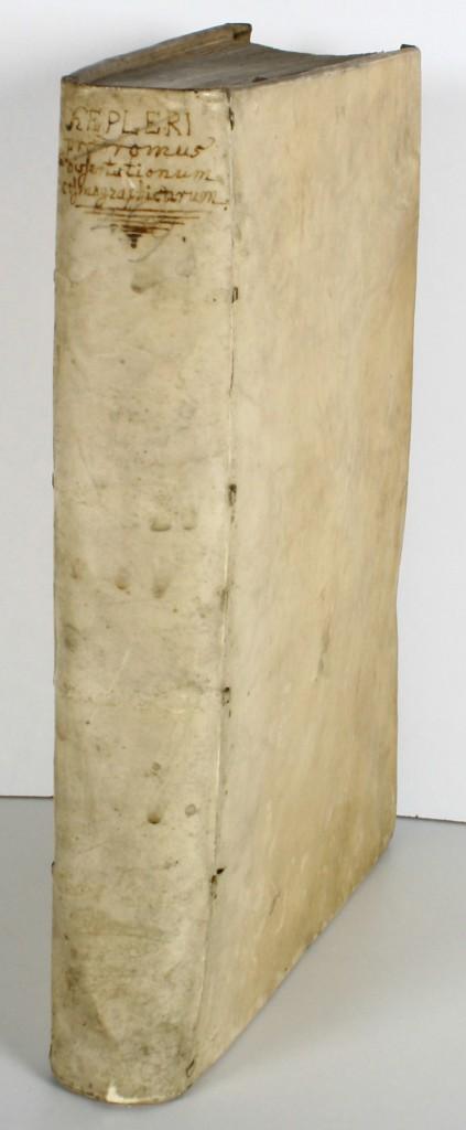 Keplers Cosmographia Auktion 2012
