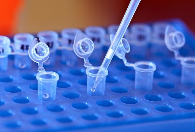 DNA-Lab von snre via Flickr