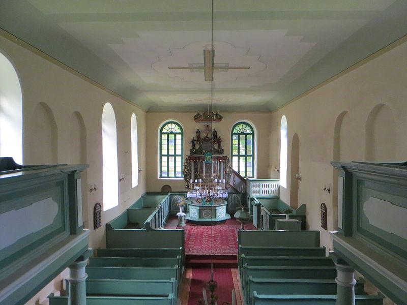 Kirche in Ducherow