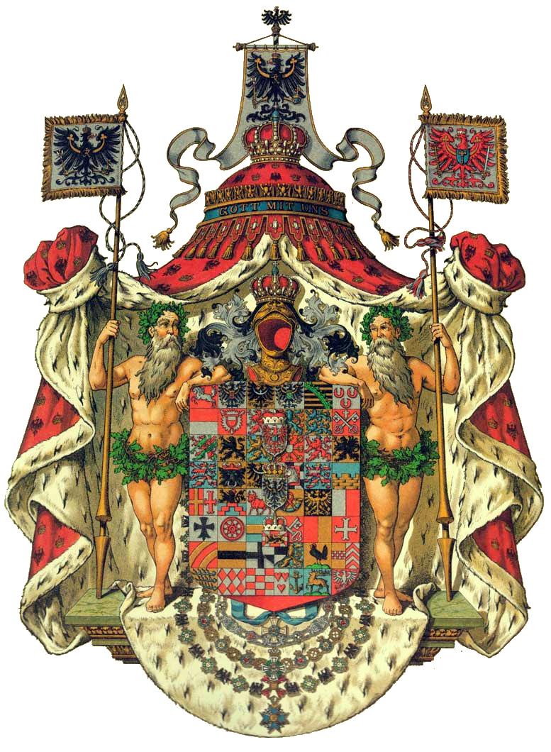 Das große Preußische Wappen