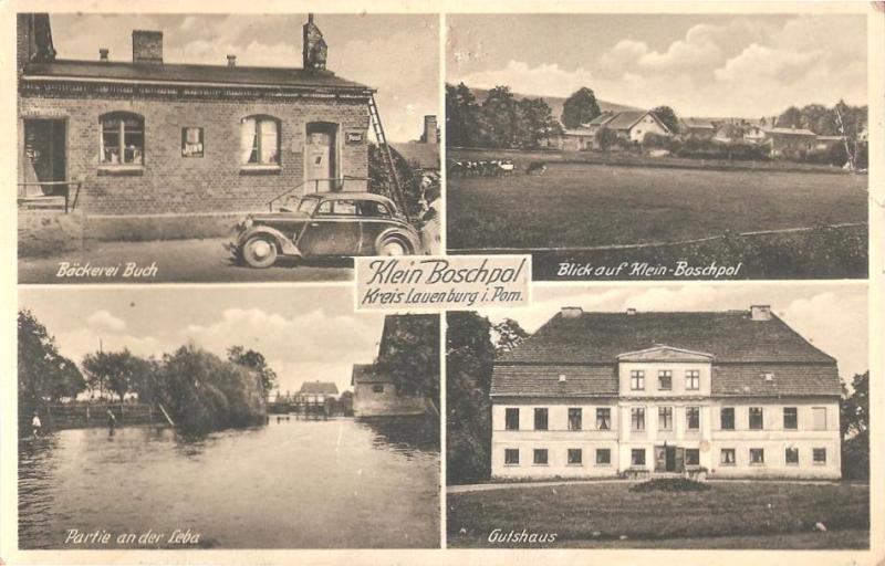 Klein Boschpol