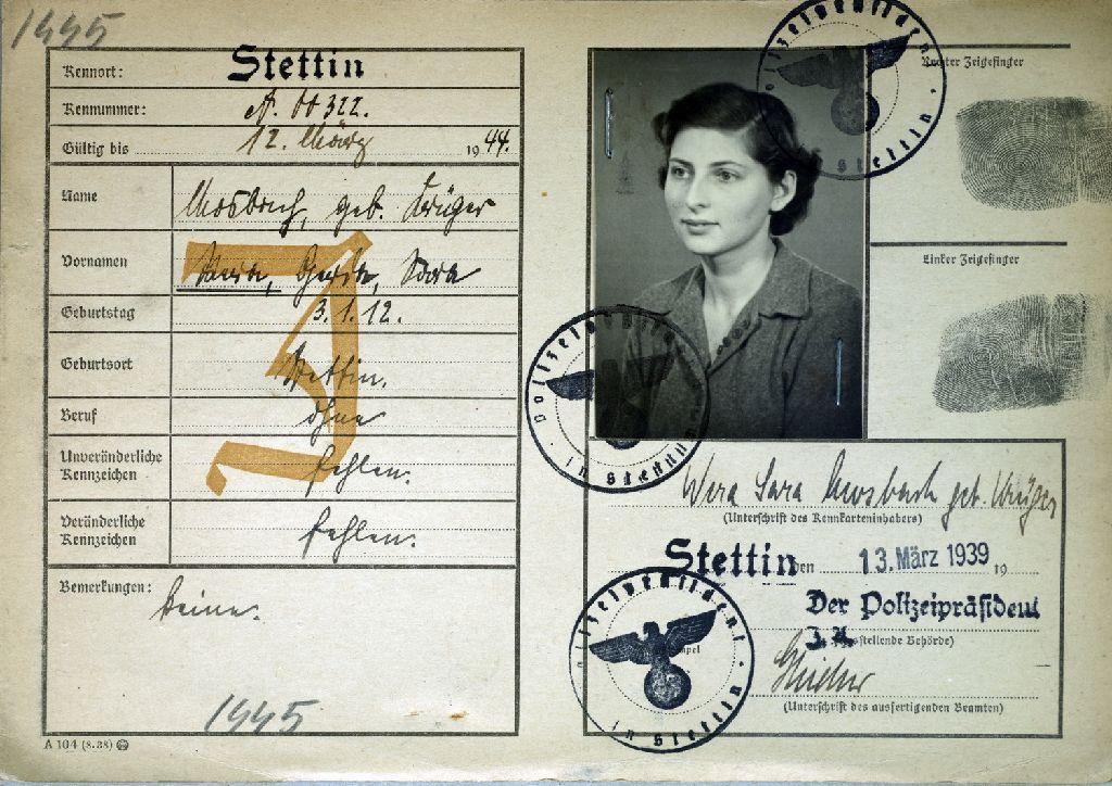 Kennkarte Wera Mosbach
