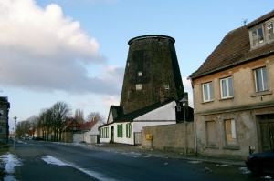Die Schwedenmühle im Jahr 2003