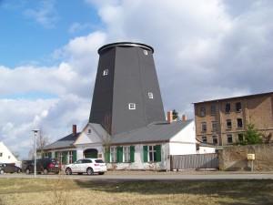 Aktuelles Foto der Mühle vom 03.03.2015