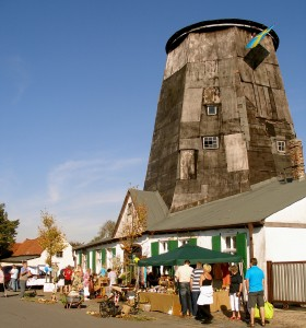 Schwedenmühle zum Landeserntedankfest