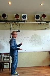 Präsentation des Stammbaumes