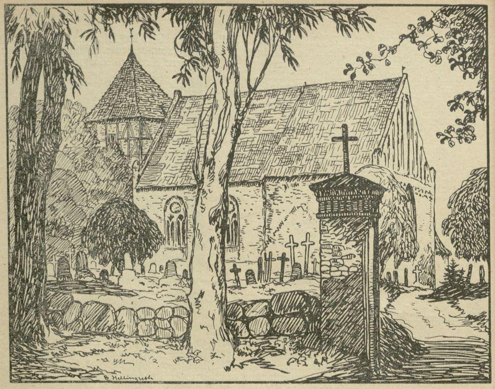 Dorfkirchhof Neuenkirchen