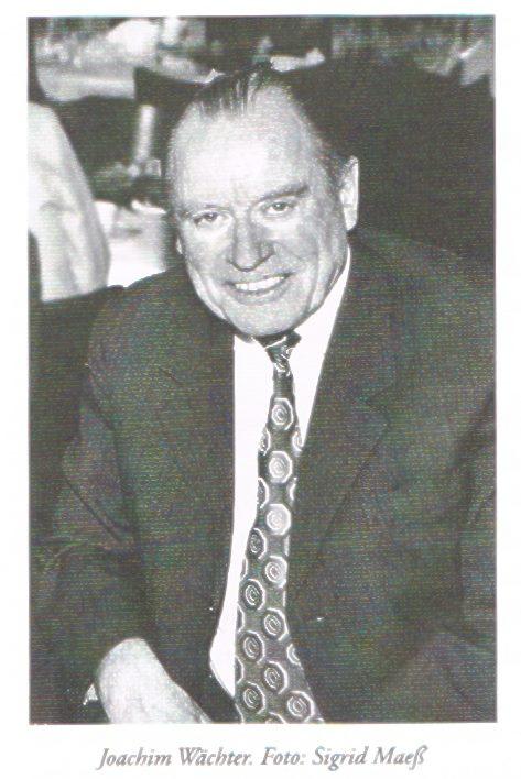 Joachim Wächter