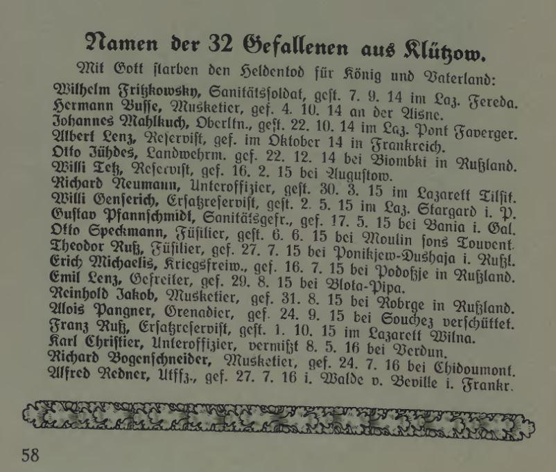 Heimatkalender für den Kreis Pyritz 1933