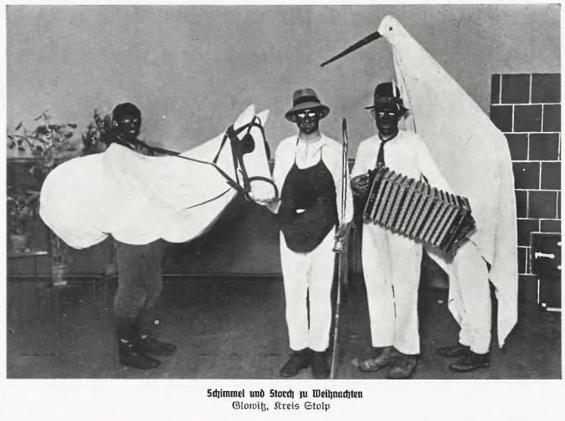 Bild aus Atlas der Pommerschen Volkskunde, Kaiser, 1936