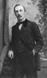 Heinrich Stephan 1855