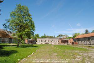 Gutshaus in Koseeger Mai 2017, Bild G. Lange