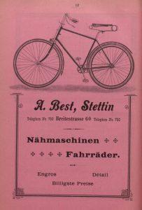Werbung Best 1895