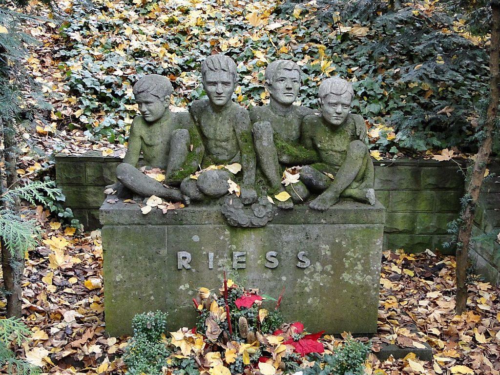 Grabstätte Riess