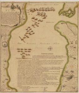 Seeschlacht im Stettiner Haff 1759