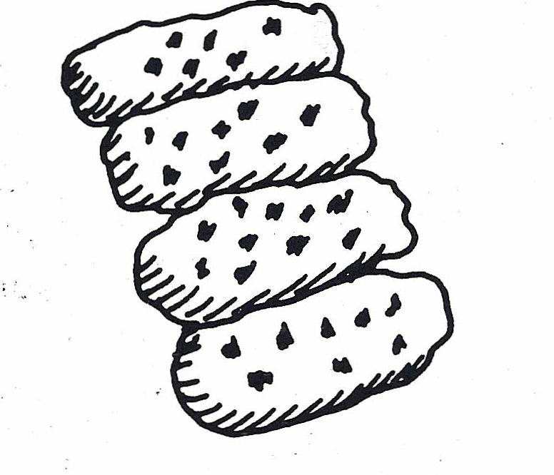 Salzbrötchen