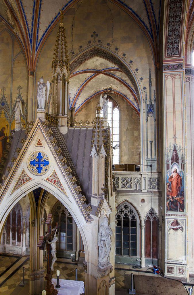 Inneres der Marienkirche