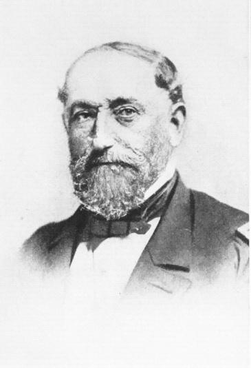 Kapitän Josiah P. Creesy