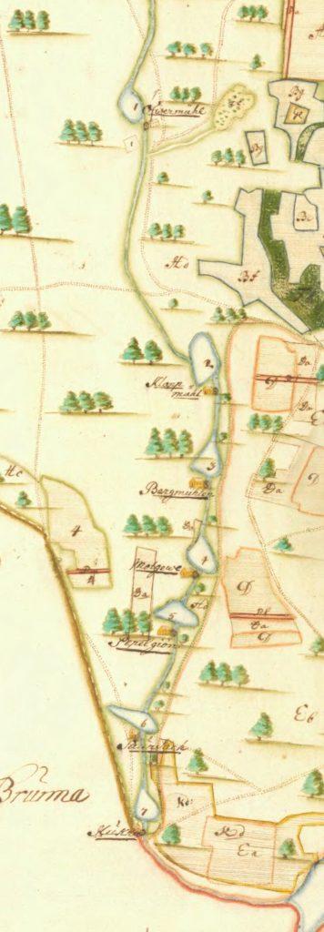 Die Mühlen 1693